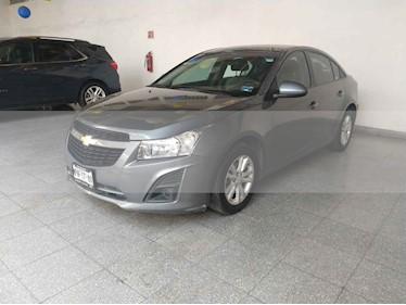 Foto venta Auto usado Chevrolet Cruze LT  (2013) color Gris precio $139,000