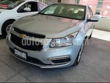 Foto venta Auto Seminuevo Chevrolet Cruze LT  (2016) color Plata precio $190,000