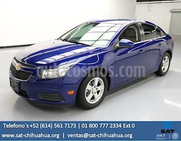 Foto venta Auto Seminuevo Chevrolet Cruze LT (2014) color Azul precio $81,000
