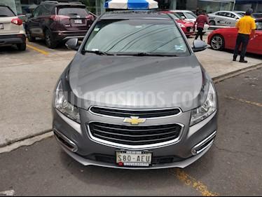 Foto venta Auto usado Chevrolet Cruze LT (2015) color Gris Acero precio $177,000