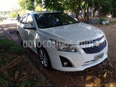 Foto venta Auto usado Chevrolet Cruze LTZ Aut 2014/15 (2014) color Blanco precio $340.000