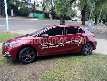 Foto venta Auto usado Chevrolet Cruze LTZ Aut Plus (2018) color Rojo Cerezo precio $805.000