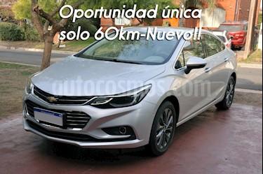 Foto venta Auto usado Chevrolet Cruze LTZ Aut Plus (2018) color Plata precio $890.000