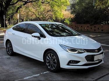 Foto venta Auto usado Chevrolet Cruze LTZ Aut (2017) color Blanco Crema precio $790.000