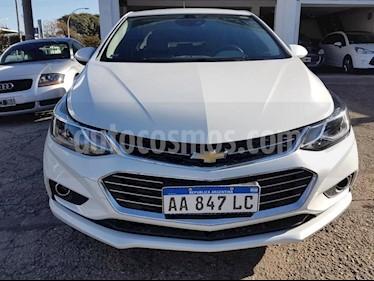 Foto venta Auto usado Chevrolet Cruze LTZ Aut (2017) color Blanco precio $790.000