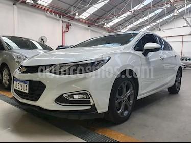 Foto venta Auto usado Chevrolet Cruze LTZ Aut (2017) color Blanco Crema precio $965.000