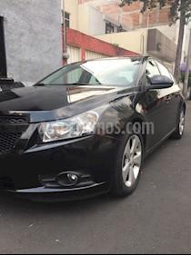 Foto venta Auto usado Chevrolet Cruze LTZ Aut (2010) color Negro precio $98,000
