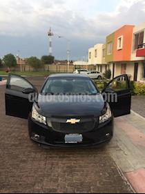 Chevrolet Cruze LTZ Aut usado (2012) color Negro precio $129,000