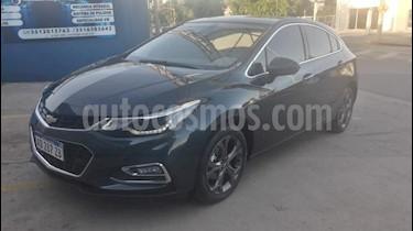 Foto venta Auto Usado Chevrolet Cruze LTZ TDi (2018) color Gris Oscuro precio $849.000