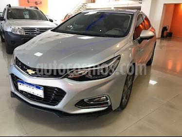 Foto venta Auto usado Chevrolet Cruze LTZ TDi (2017) color Gris Claro precio $849.000