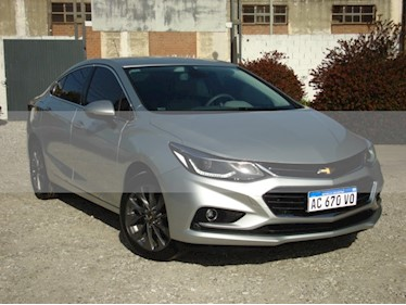 Foto venta Auto usado Chevrolet Cruze LTZ TDi (2018) color Gris Claro precio $590.000