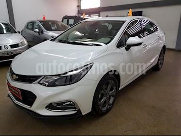 Foto venta Auto usado Chevrolet Cruze LTZ TDi (2017) color Blanco precio $800.000