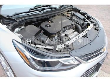 Foto venta Auto usado Chevrolet Cruze LTZ Turbo Aut (2017) color Plata precio $299,900