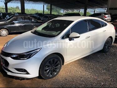 Foto venta Auto usado Chevrolet Cruze LTZ (2017) color Blanco Summit precio $660.000