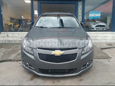 Foto venta Auto Usado Chevrolet Cruze LTZ (2012) color Gris Oscuro precio $265.000