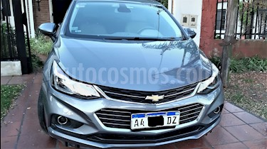 Foto Chevrolet Cruze LTZ usado (2016) color Gris precio $615.000