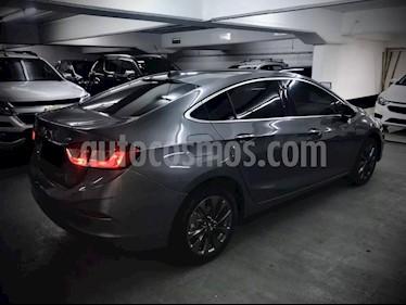 Chevrolet Cruze LTZ usado (2019) color Gris Acero precio $1.159.000