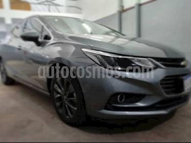 Foto venta Auto usado Chevrolet Cruze LTZ (2017) color Gris Oscuro precio $750.000
