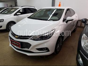 Foto venta Auto usado Chevrolet Cruze LTZ (2016) color Blanco precio $770.000