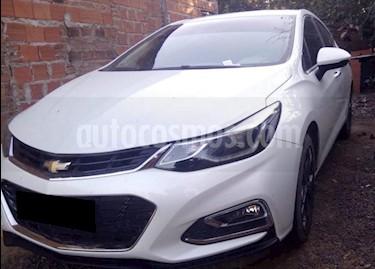 Foto venta Auto usado Chevrolet Cruze LTZ (2018) color Blanco precio $867.000