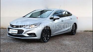 Foto venta Auto usado Chevrolet Cruze LTZ (2017) color Gris Claro precio $760.000