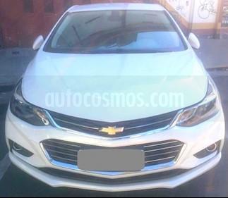 Foto venta Auto usado Chevrolet Cruze LTZ (2018) color Blanco Summit precio $785.000