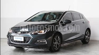 Chevrolet Cruze LTZ usado (2018) color Negro precio $897.000