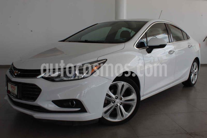 Chevrolet Cruze Premier Aut usado (2016) color Blanco precio $239,000