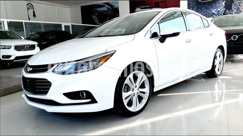 Chevrolet Cruze Premier Aut usado (2018) color Blanco precio $280,000