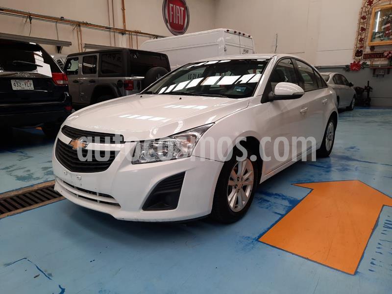 Foto Chevrolet Cruze LS Aut usado (2014) color Blanco precio $155,000