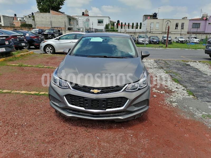 Chevrolet Cruze LS  usado (2018) color Cafe precio $219,900