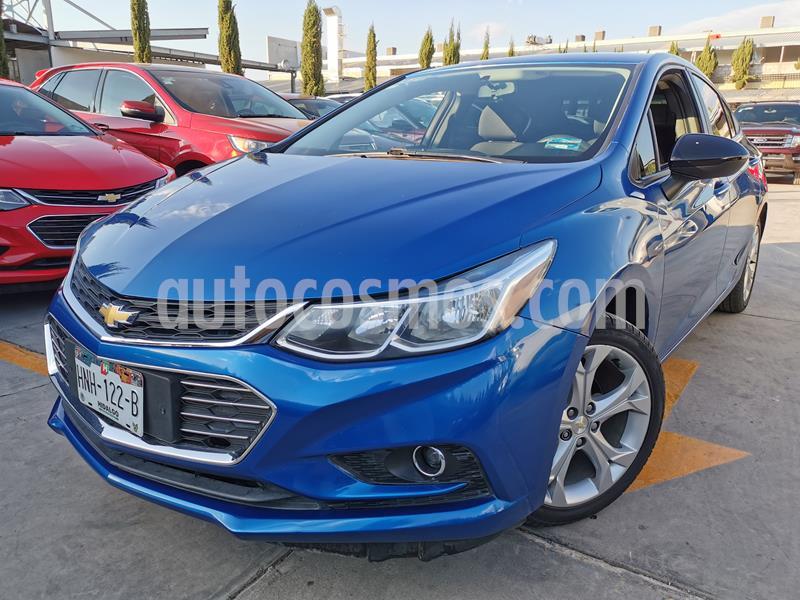Foto Chevrolet Cruze LT Aut usado (2017) color Azul Cobalto precio $264,000
