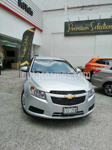 Chevrolet Cruze LS Aut usado (2014) color Plata precio $119,000