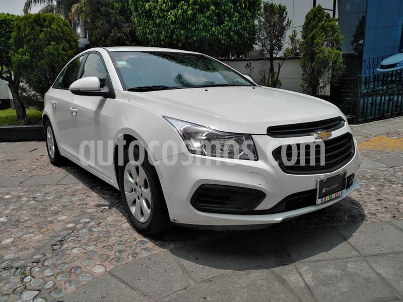 Chevrolet Cruze LS usado (2016) color Blanco precio $149,000