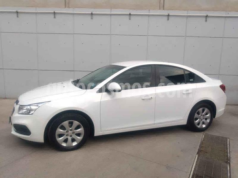 Chevrolet Cruze LS Aut usado (2015) color Blanco precio $149,000