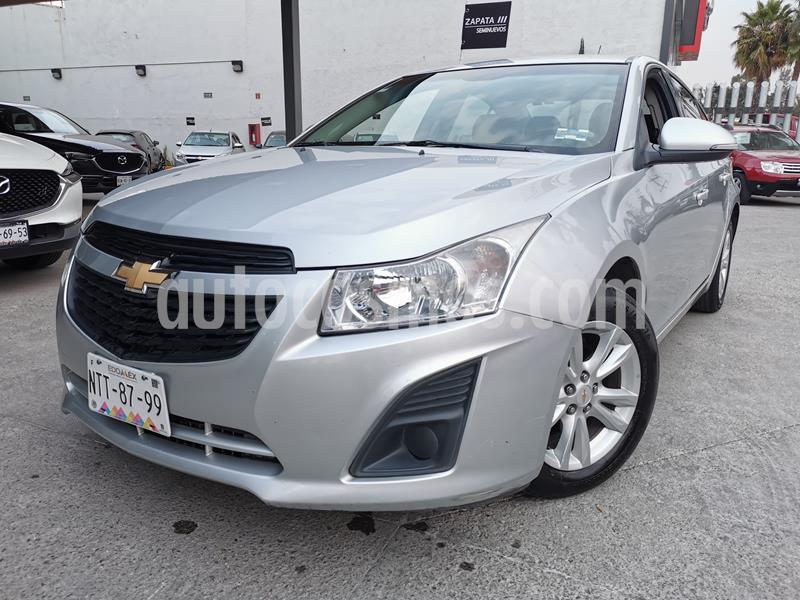 Foto Chevrolet Cruze LS usado (2014) color Plata precio $140,000