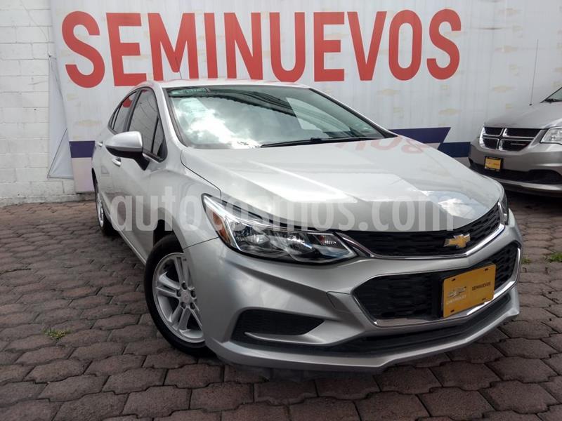 Chevrolet Cruze LS Aut usado (2018) color Plata Dorado precio $235,000