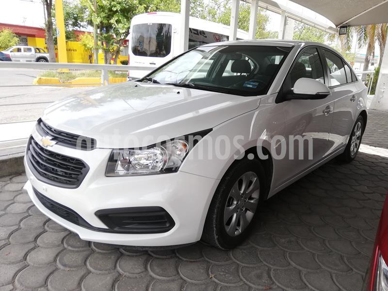 Chevrolet Cruze LS Aut usado (2016) color Blanco precio $177,000
