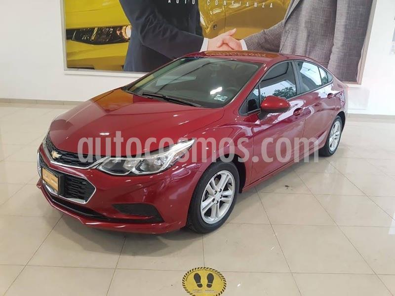 Chevrolet Cruze LS Aut usado (2017) color Rojo precio $215,900