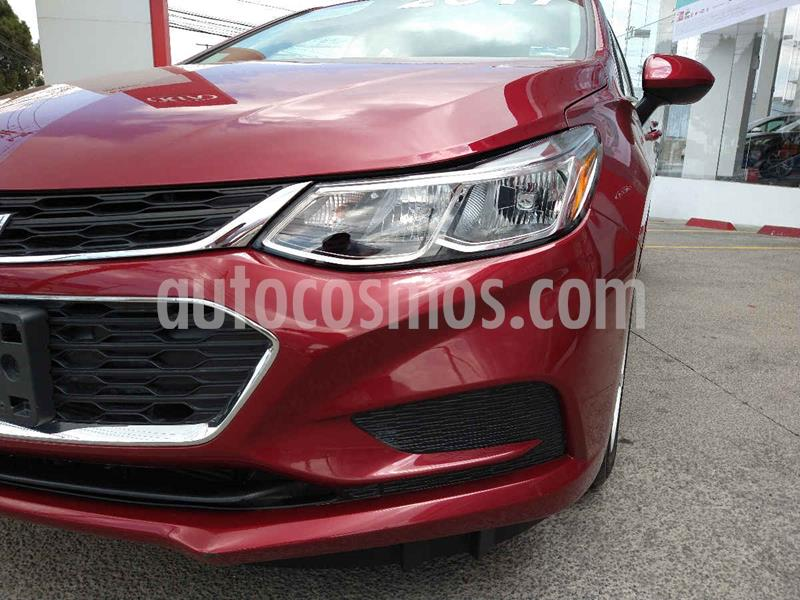 Chevrolet Cruze LS Aut usado (2017) color Rojo precio $209,900