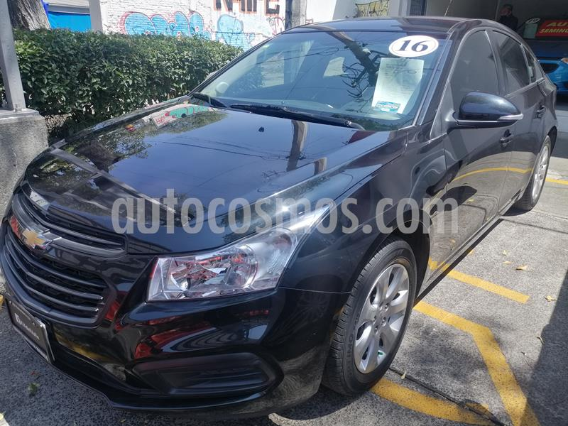 Chevrolet Cruze LS usado (2016) color Carbon precio $178,000