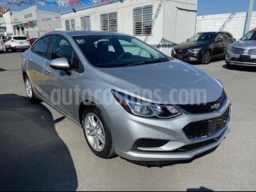 Chevrolet Cruze LS  usado (2018) color Plata precio $228,000