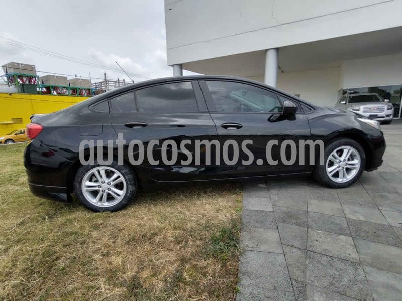 Chevrolet Cruze LS Aut usado (2017) color Negro precio $195,500