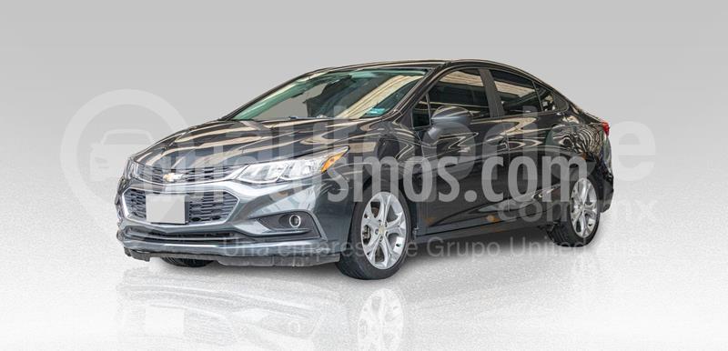 Chevrolet Cruze LT Aut usado (2018) color Gris Oscuro precio $220,000