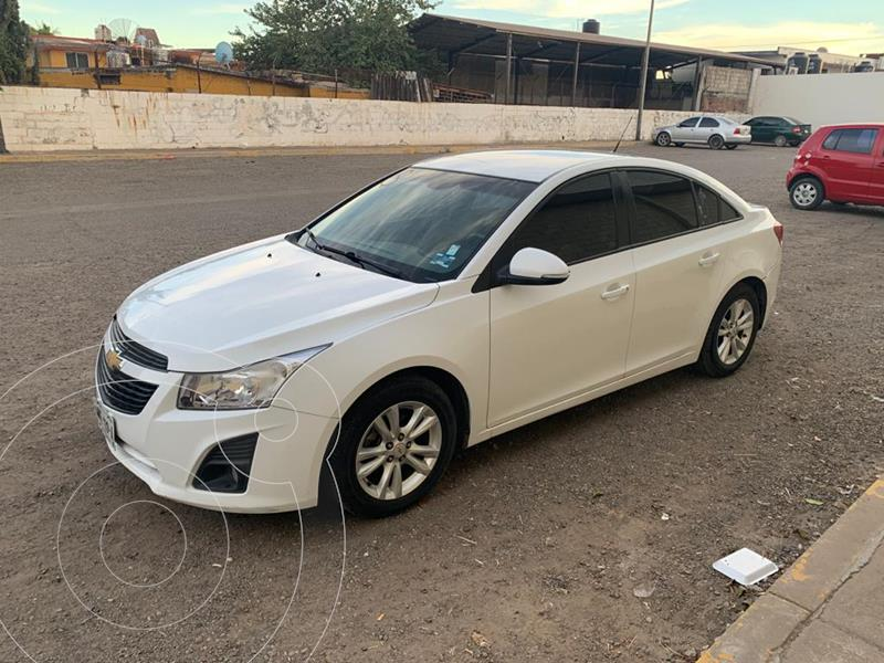 Chevrolet Cruze LS usado (2014) color Blanco Galaxia precio $139,000