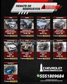 Chevrolet Cruze LTZ Turbo Aut usado (2017) color Negro precio $249,900