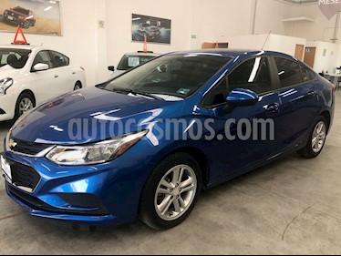 Chevrolet Cruze LS usado (2017) color Azul precio $230,000