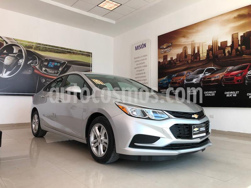 Chevrolet Cruze LS  usado (2017) color Plata Dorado precio $210,000