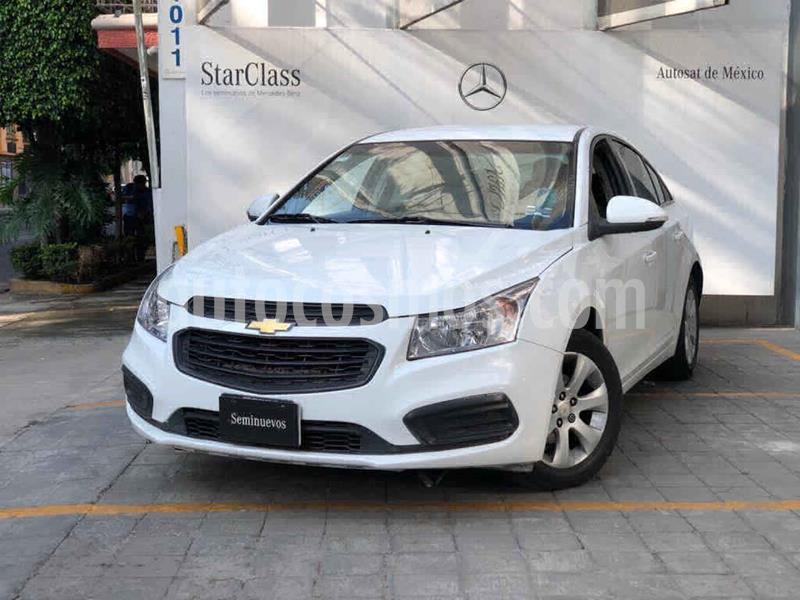 Chevrolet Cruze LT Aut usado (2015) color Blanco precio $138,000