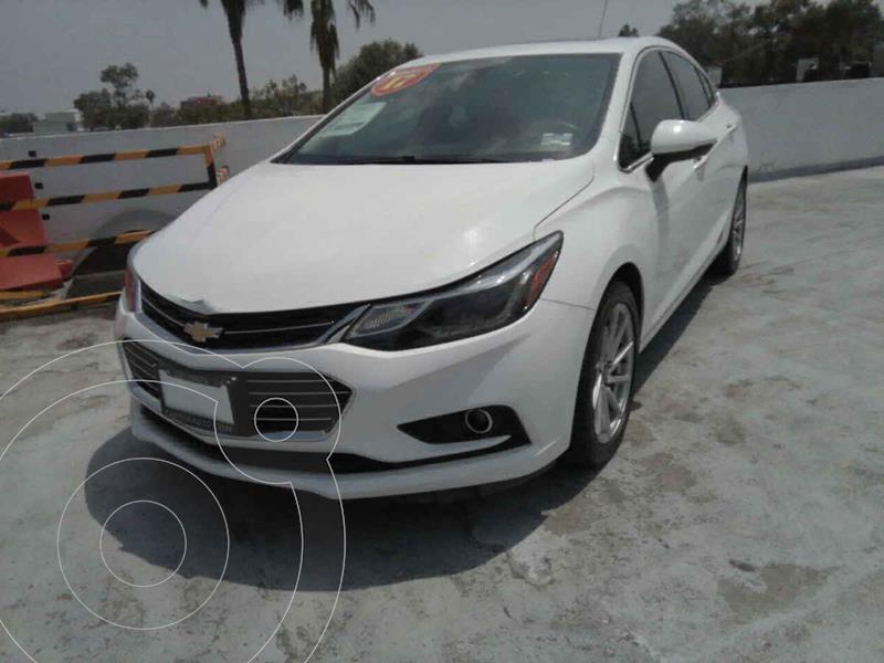 Foto Chevrolet Cruze Premier Aut usado (2017) color Blanco precio $255,000